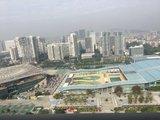 换房留步超大入户六米露台尚都超大房高楼层俯瞰宝安南山