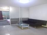 新上地铁口尚乘源一室改两室朝南户型看房方便