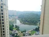 凡尔赛清水大四房 横厅设计 视野开阔看湖景