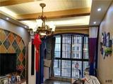 天润城十二街区 欧式婚装2房 商场百米可见 拎包住 随看