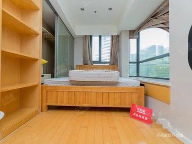 花园城三期 客厅出阳台 育才1小2中 随时可用租金高