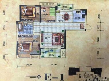 名族大道枫叶国际学校精装小三房,拎包入住,图片均为实拍!图片
