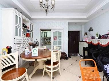 华润二十四城 婚房配置明厨明卫户型结构方正 地中海风格