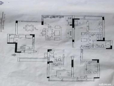 赠送远景装饰*设计师价值15000元的设计图纸.