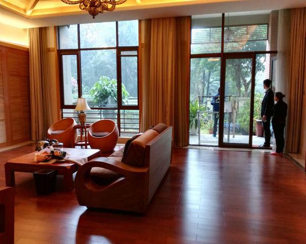 临湖=纯水岸四期374平全惊喜别墅仅售6500万豪装安静-室内图-1