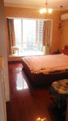 万达广场湘江中路华盛新外滩户型好楼层好朝向好花园式小区-室内图-1