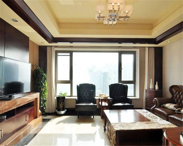 上实海上海 精装修 套二房 看海 有地下车位 电梯打卡入户-室内图-1