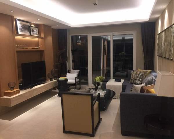 城南雅居乐揽山首付24万湖景花园洋房142 平米-室内图-2
