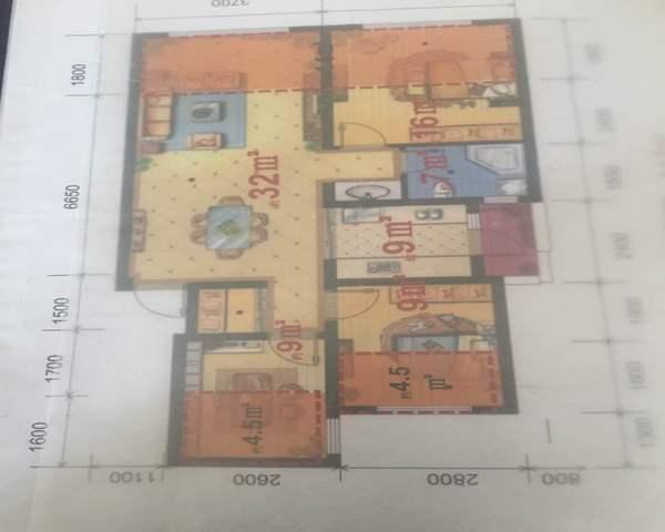 地铁口三室小区带泳池 前景好 紧邻比亚迪-室内图-1