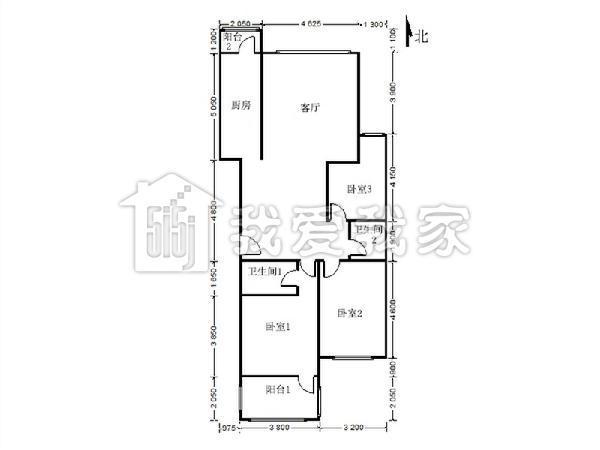 东城 天坛 东四块玉南街4号院 7层板楼带电梯 封闭式管理-室内图-1