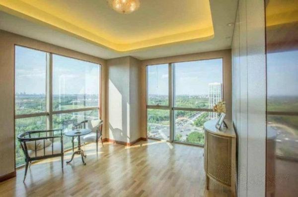 近两大地铁站 精装不限购 林肯公园 亦庄高端公寓 公园地产-室内图-7