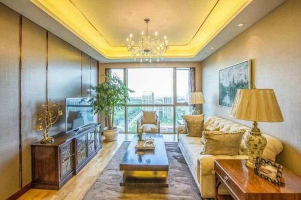 近两大地铁站 精装不限购 林肯公园 亦庄高端公寓 公园地产-室内图-9
