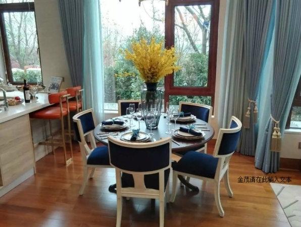 滨江体育公园区一线水景 开发商一手开发5期联排别墅 即将28-室内图-4