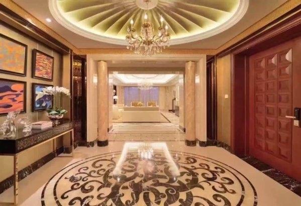 白马公寓  武林外滩 绿城兰园   景观房 九龙仓-室内图-3