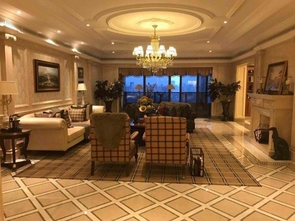 白马公寓  武林外滩 绿城兰园   景观房 九龙仓-室内图-8
