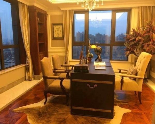 白马公寓  武林外滩 绿城兰园   景观房 九龙仓-室内图-10