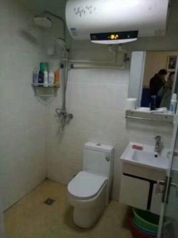 精装双气2房 新浩城 楼层带露台 送车位39-室内图-5