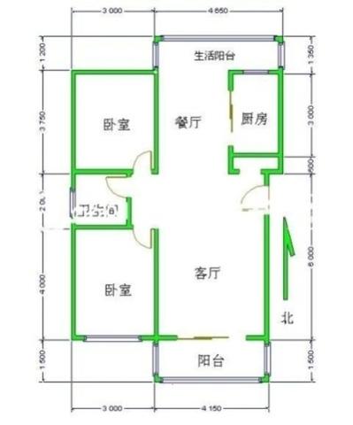 送车位 精装  鑫城小区出新房子了 随时看房22-室内图-1