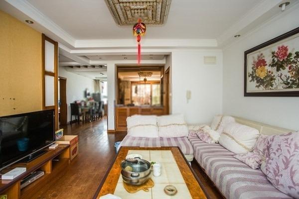 追求品质的生活大气的户型优雅的环境您值得拥有94平大两-室内图-1