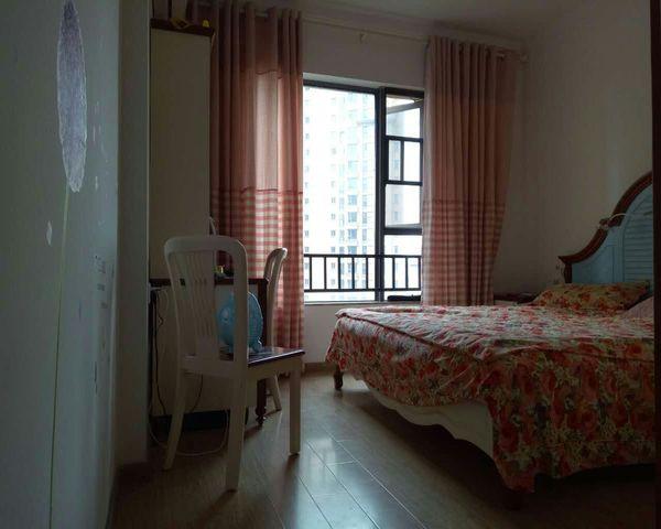 珠江郦城 精装小三房 带家具家电 不靠铁路 无噪音-室内图-3