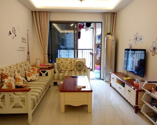 珠江郦城 精装小三房 带家具家电 不靠铁路 无噪音-室内图-6