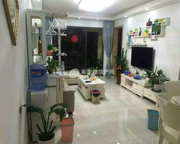 大朗碧桂园 精装三房 带家私家电 中等楼层 看花园 业主-室内图-1