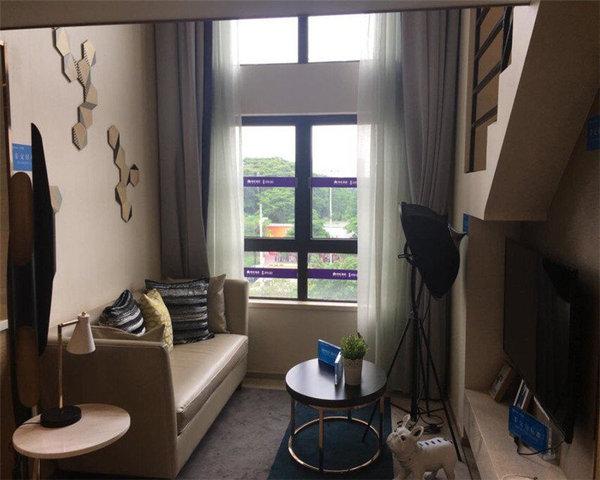 绿地大都会精装复式双层空间利用合理有创意限时低首付-室内图-7