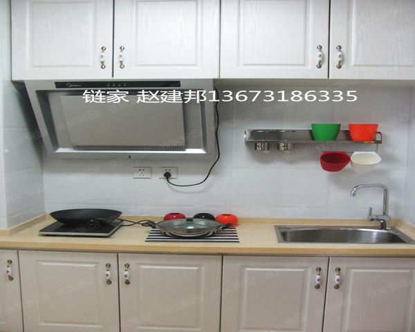 新华区 锦地SOHO 54所对面 带装修现房一室 随时看房-室内图-3