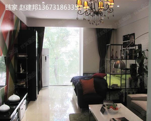 新华区 锦地SOHO 54所对面 带装修现房一室 随时看房-室内图-7