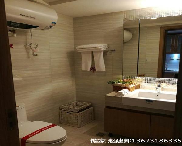 恒大御景半岛 大品牌开发商 精装 现房 带空调 热水器衣柜-室内图-2