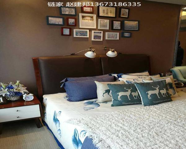 恒大御景半岛 大品牌开发商 精装 现房 带空调 热水器衣柜-室内图-4