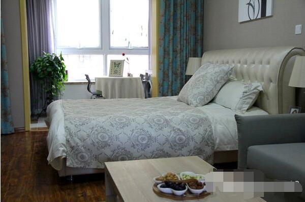 恒生艾特公寓41至67平 准现房发售单价8600起-室内图-1