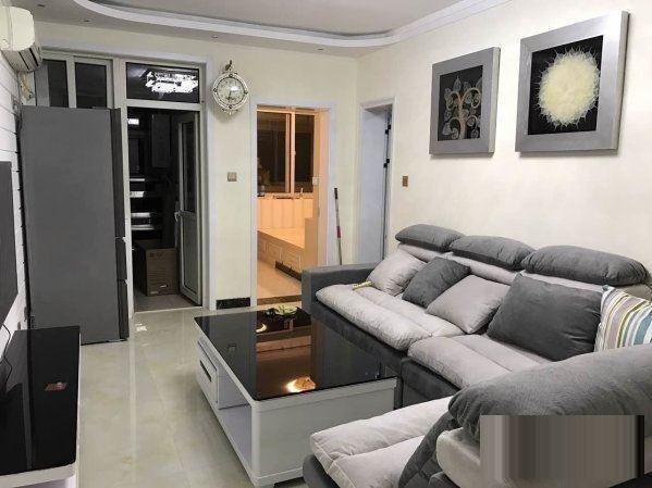 济微路 百兴家园 封闭式小区 精致一室一厅 送地下室 急售-室内图-5