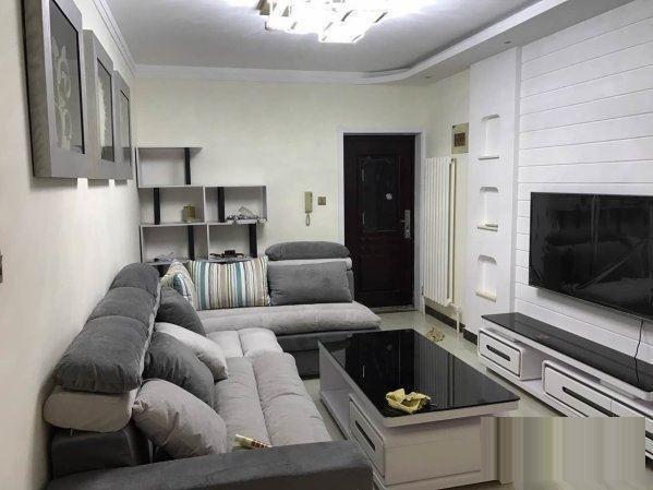 济微路 百兴家园 封闭式小区 精致一室一厅 送地下室 急售-室内图-4