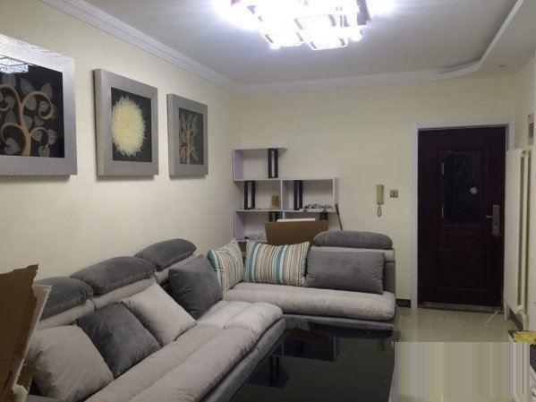 济微路 百兴家园 封闭式小区 精致一室一厅 送地下室 急售-室内图-2
