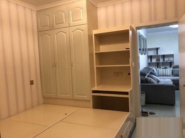 济微路 百兴家园 封闭式小区 精致一室一厅 送地下室 急售-室内图-8