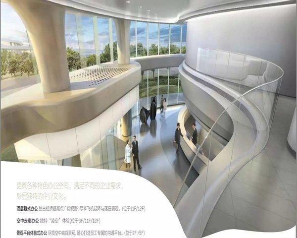 凌空SOHO 2号线淞沪路站 投标方整体股权转让-室内图-9
