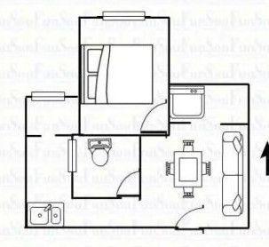 房东说房源就在我中介手里卖203万电话来的快的就是你的了-室内图-1