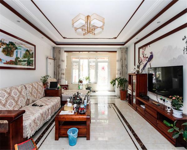 中海天悦府电梯花园洋房总共6层带130平小院送50平地下室-室内图-1