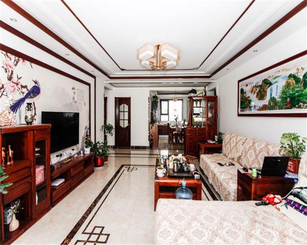 中海天悦府电梯花园洋房总共6层带130平小院送50平地下室-室内图-2