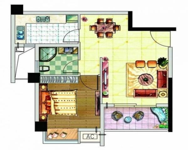 茶室房屋设计图