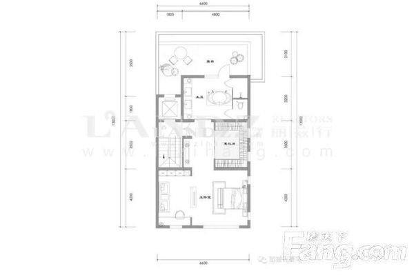 新出新房联排东边户南北双院随时看房 低于市场700万-室内图-4