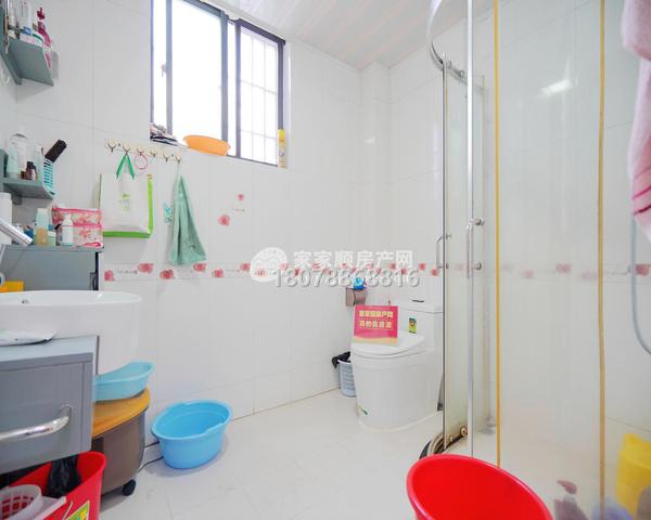 星河丹堤双铁4房背山面湖红本在手满二无税诚售-室内图-9
