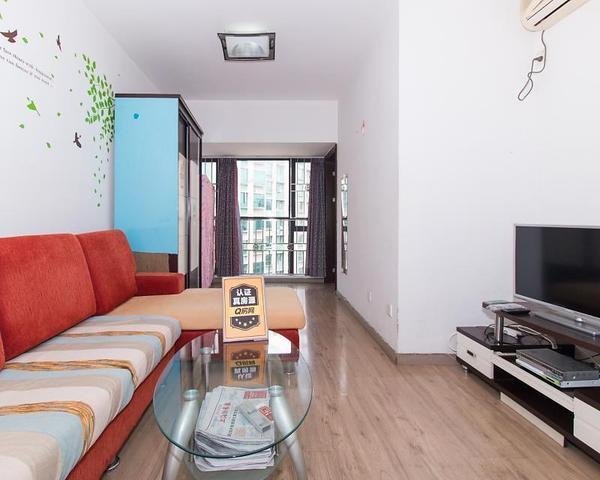 优选房源星座传奇高层一房可改两房安静宜出租双学位-室内图-1