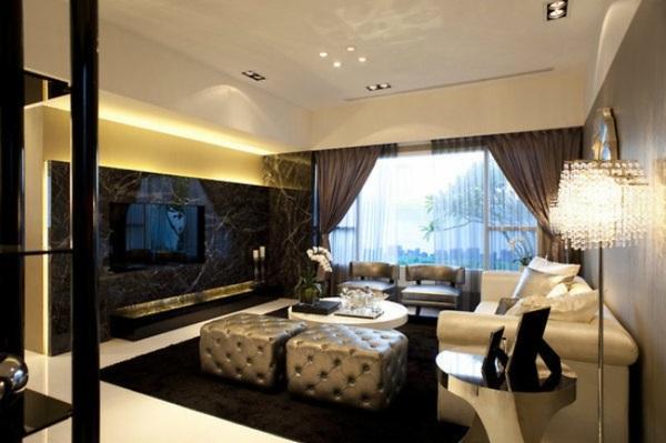 香 河大运河孔雀城叠拼别墅单价9500紧邻京哈高速-室内图-2