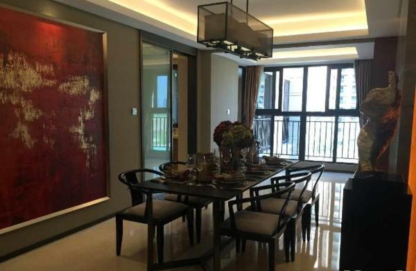 江浦 雅居乐滨江国际  紧靠河西 江景现房出售  一中-室内图-3