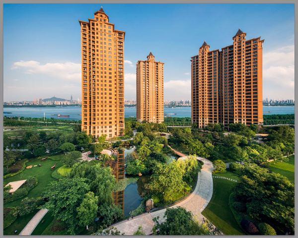 江浦 雅居乐滨江国际  紧靠河西 江景现房出售  一中-室内图-4