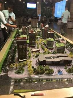 新机场 新商机 空港一号 精装公寓 首付5万 孔雀城商业体-室内图-2