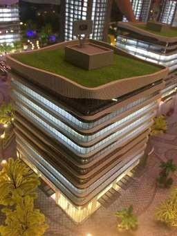 新机场 新商机 空港一号 精装公寓 首付5万 孔雀城商业体-室内图-1