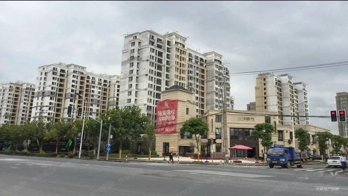 浦东唐镇1138平米三层售楼处整体出售,十字路口位置仅图片